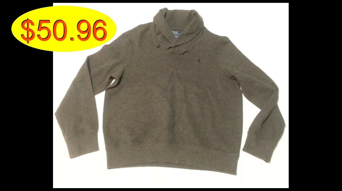 #POLO Ralph Lauren Men Size XL #cotton #sweater wi