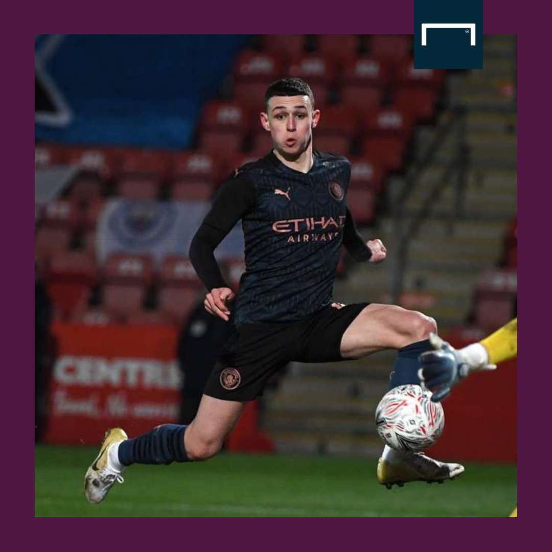 Phil Foden is Manchester City's top scorer in all competitions this season with 9️⃣ goals in 2️⃣5️⃣ appearances Thats already more goals than he scored all of last year 🤩