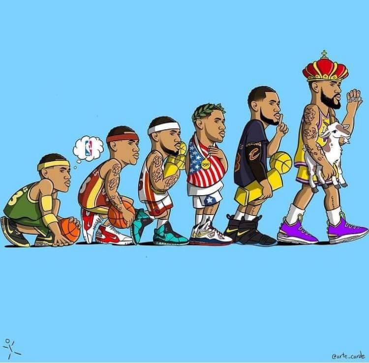 #NBA #Lakers #LakerNation #lakersfamily #kingjames @KingJames G.O.A.T