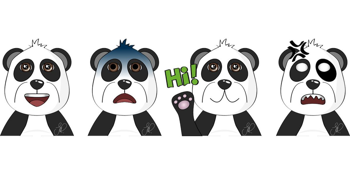 #panda #animals #comic Isn`t it awesome?