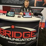 Image for the Tweet beginning: Bridge Communications is the choice