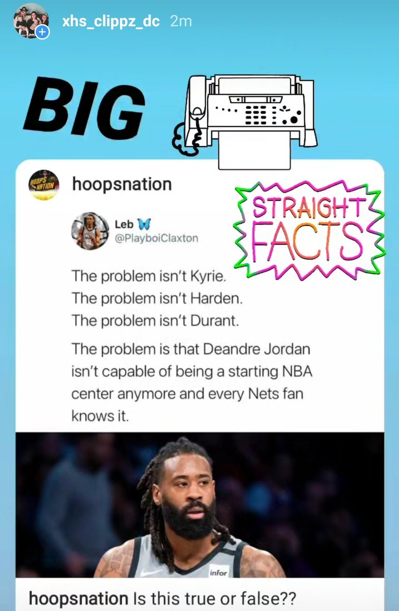 #BigFaCtS from the #PlayBoi @PlayboiClaxton  (via my IG via hoopsnation via @PlayboiClaxton )