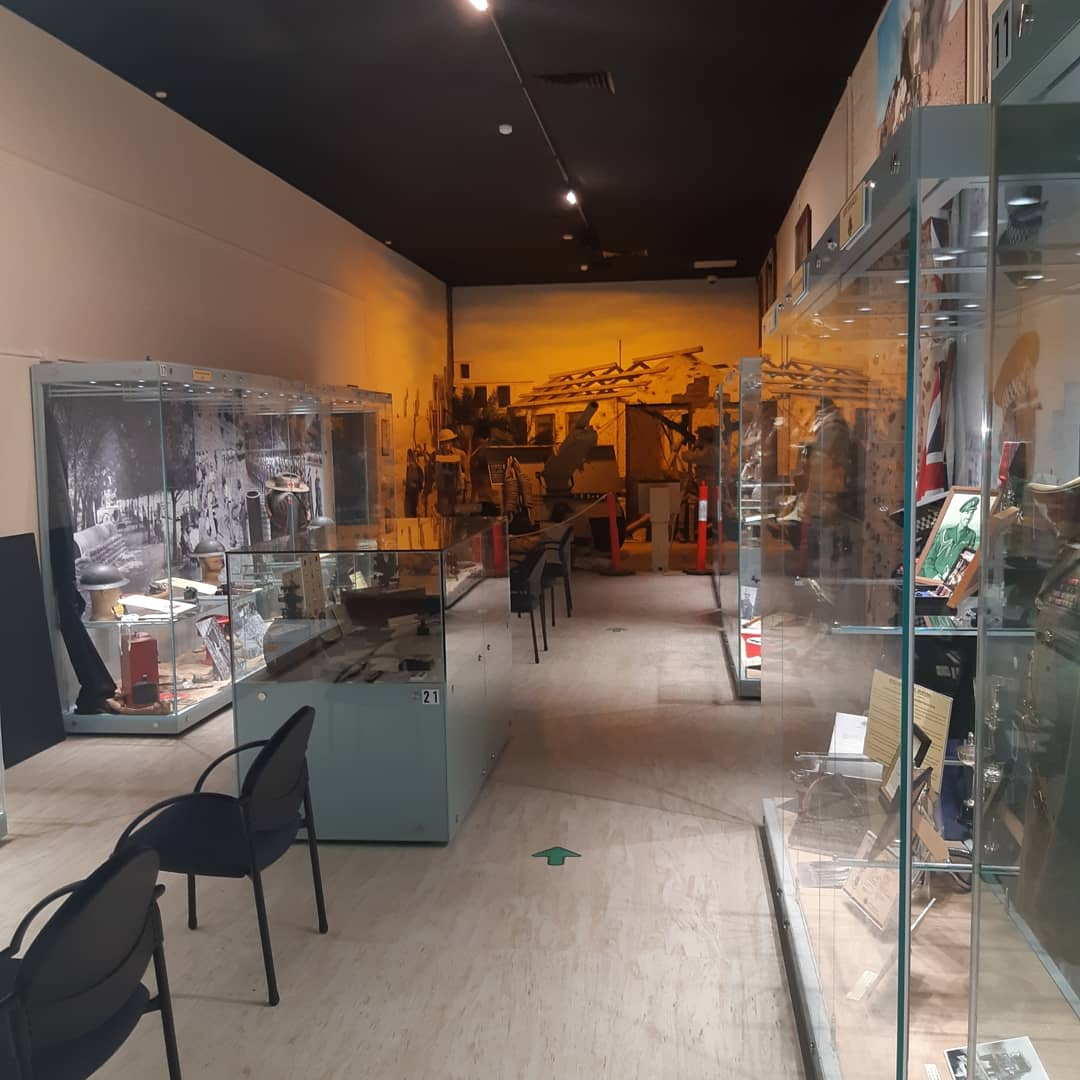 test Twitter Media - Army Museum of South Australia at Keswick Barracks is open to the public on Sundays 12-4pm. New look galleries and exhibits, weapons, uniforms, medals,  vehicles, memorabilia. Free parking, low admission fees. More information https://t.co/MyntfsTABQ https://t.co/0xIt7fxhDw
