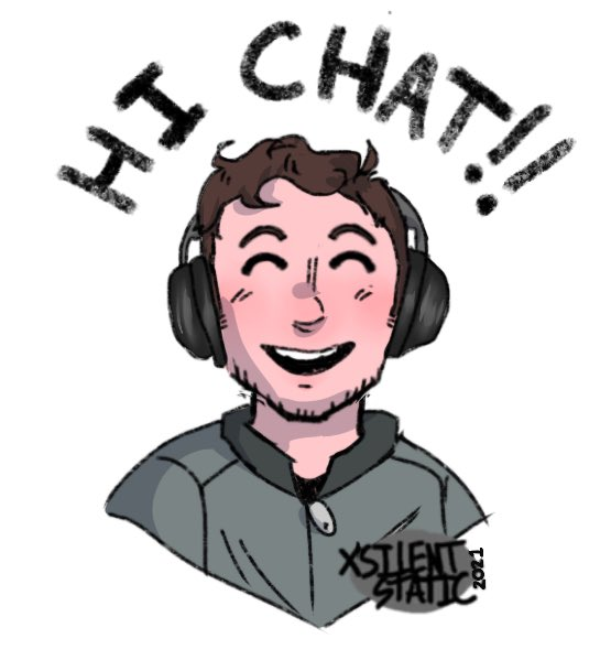 The man! The myth! The legend! :D really enjoyed today's stream today Sam <3 congrats on everything you've accomplished!! #awesamdudefanart #awesamdude #handsamdude @theawesamdude