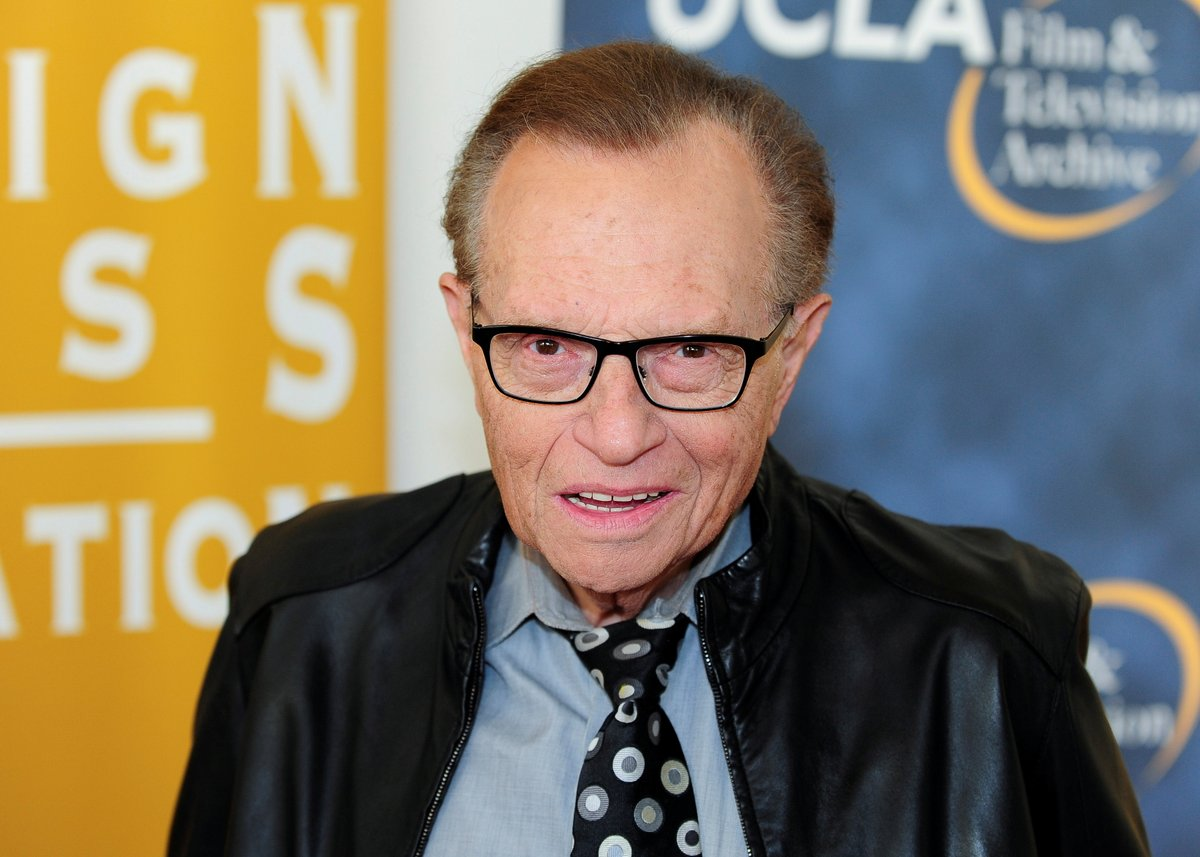Larry King, who quizzed thousands of world leaders, politicians, and entertainers for CNN and other news outlets in a career spanning more than six decades, has died aged 87, his media company said in a statement on Jan. 23. (via @Reuters)