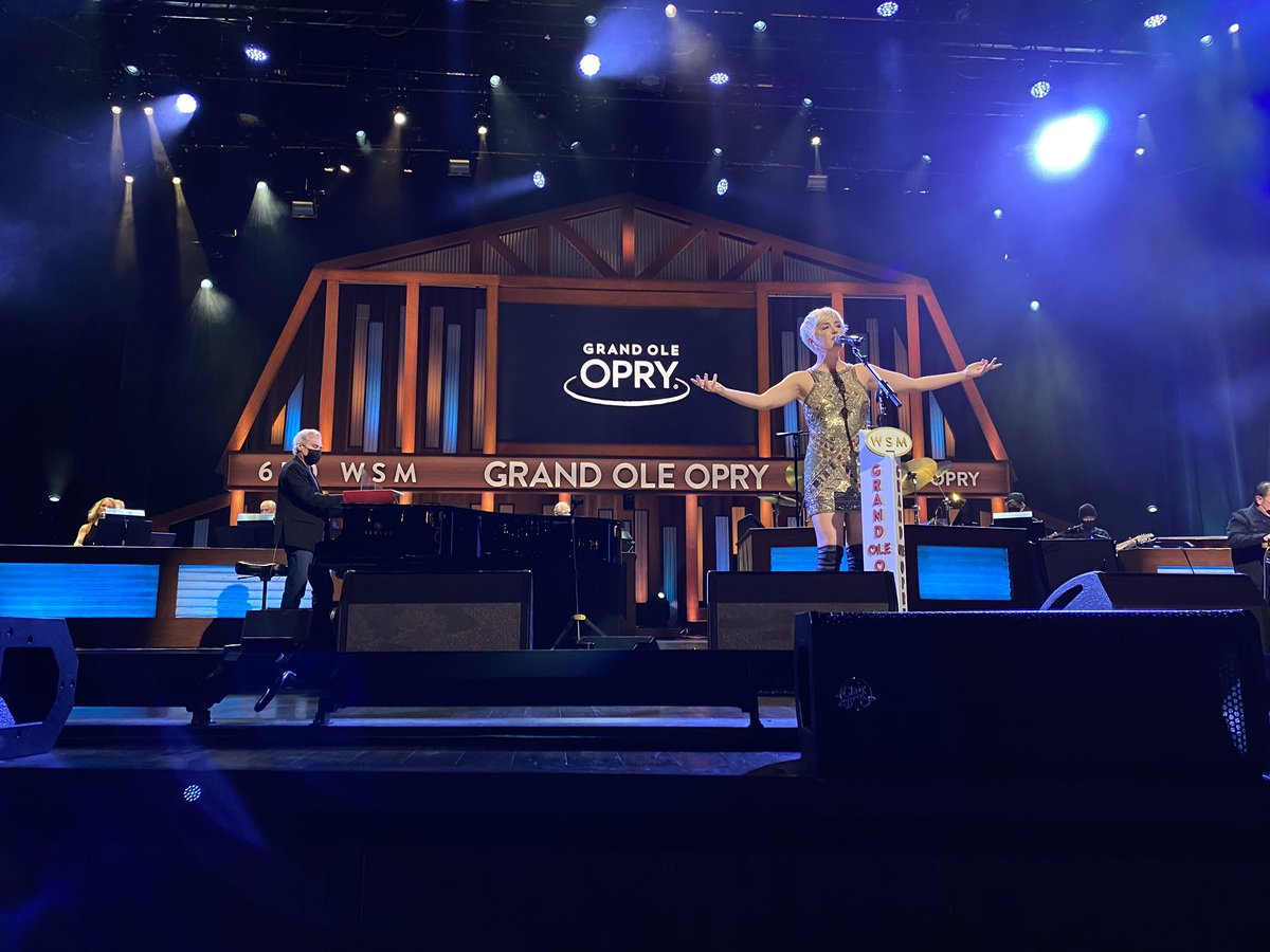 ".@IAmMaggieRose debuted her upcoming single ""What Are We Fighting For"" on the Opry stage tonight! #OpryLive"