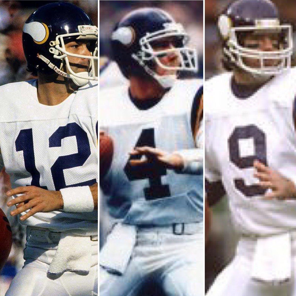 @addicted2helmet It's complicated.... Steve Dils, Archie Manning & Tommy Kramer #Skol