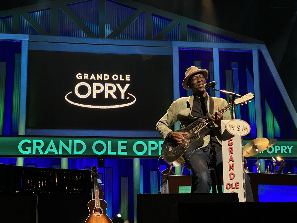 We're adding something to your bucket list: seeing @kebmomusic live at the Grand Ole Opry...it's a must! #OpryLive