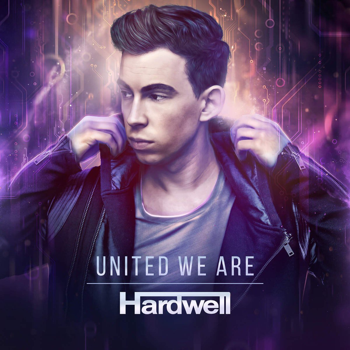 .@HARDWELL's debut album 'United We Are' turns six years old today 🔥  Absolutely no skips. So underrated.