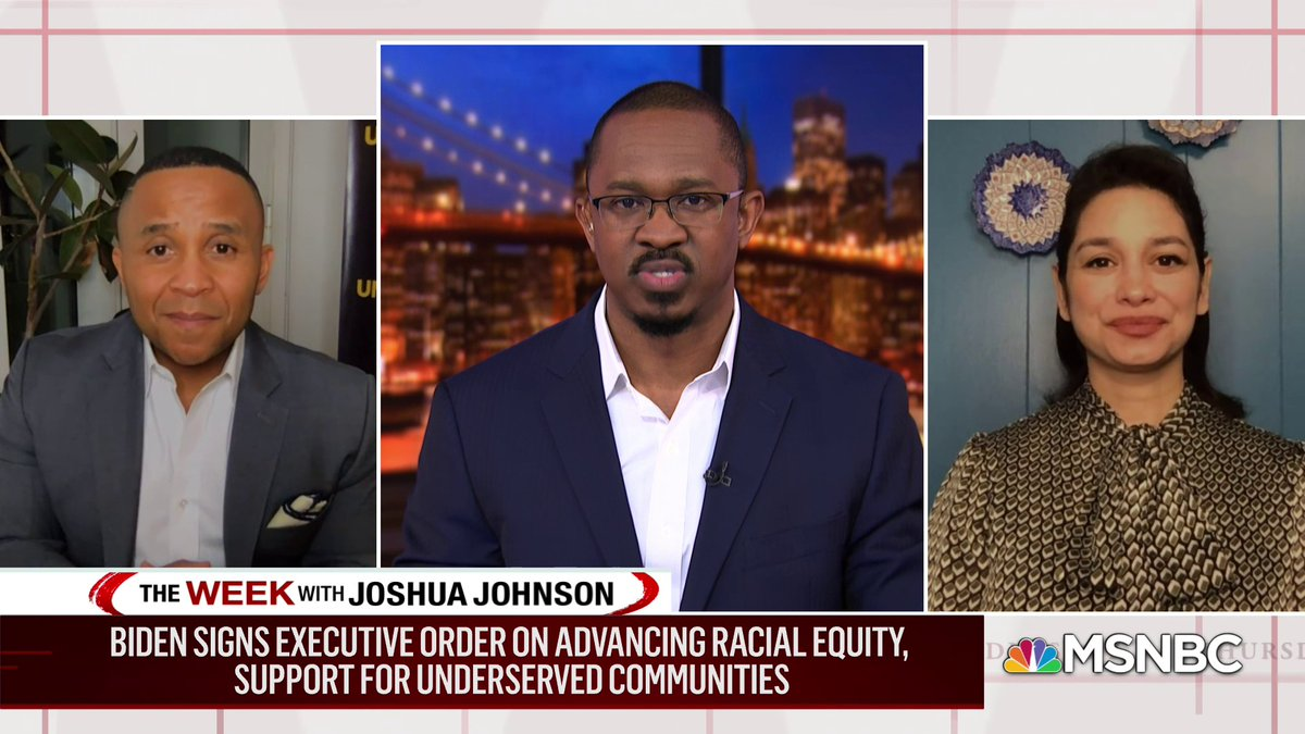 .@RashadRobinson lays out how he thinks the Biden administration should address racial equity moving forward, after the president signed executive orders on the topic this week: