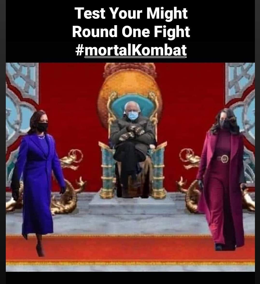 Who's your money on? No politics, just laughs, thanks to Femme Gaming over on Facebook for the meme! Go check them out! Photo credit 📷:  #gamestressevents #mortalkombat #chooseyourfighter #girlpower