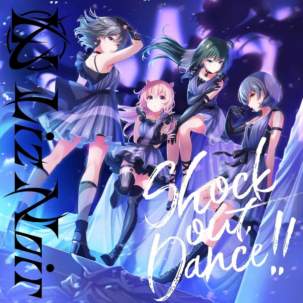 #nowplaying Shock out, Dance!! 44.1kHz/16bit by LizNoir on #pioneer #XDP_300R