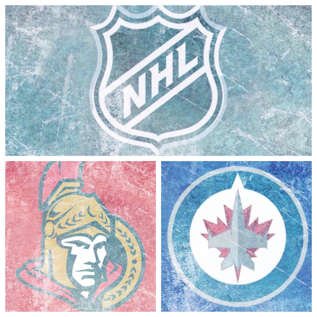 #IESRSN #Senators @ #Jets is underway! #NHL #OTTvsWPG #GoSensGo #GoJetsGo