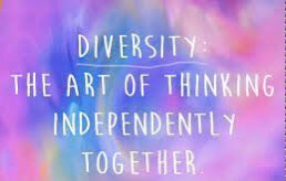 #7Cups is filled with people from all walks of lives, and we each have our own experiences and thoughts, yet we still make up a strong community. Join us anytime, we'd love to welcome you!  #MentalHealth #Diversity #Community #Together #Quotes #Diverse