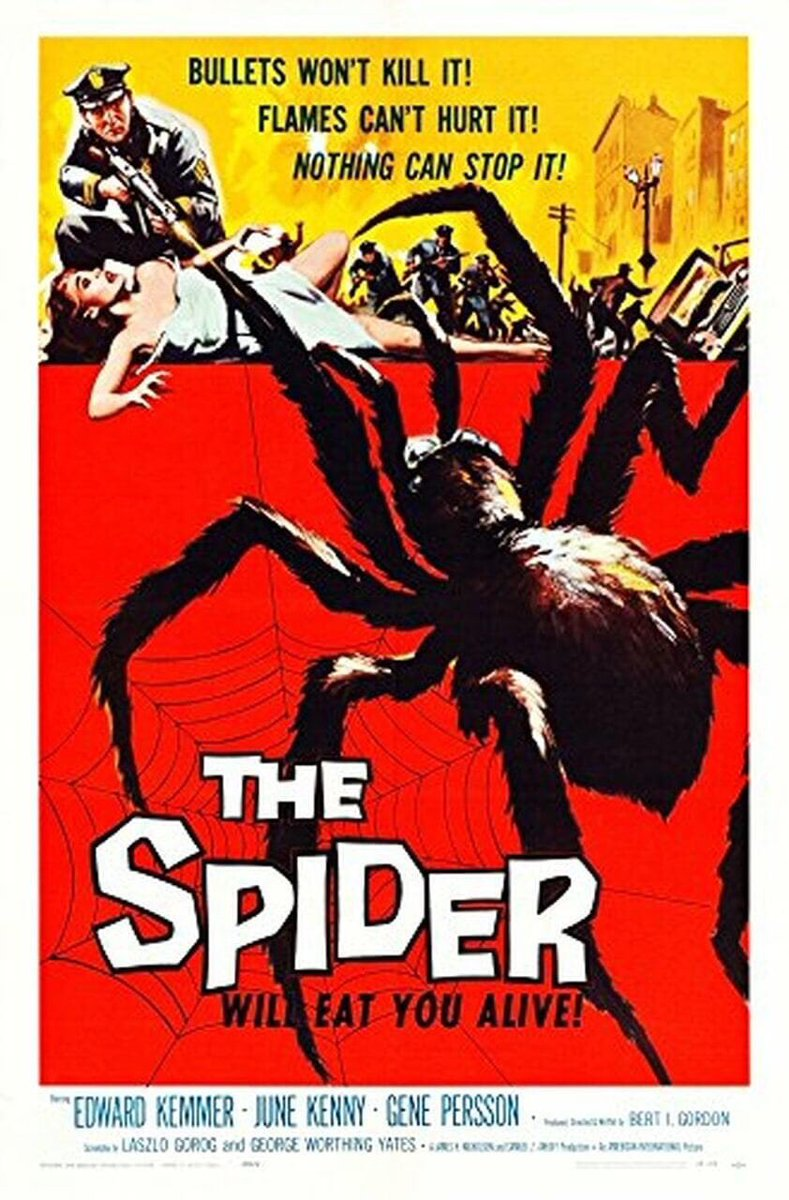 Great Night SVENNERS -> Sven rocked it ! Seeya next week for Earth vs The Spider !!! WOO HOO !!! @#Svengoolie
