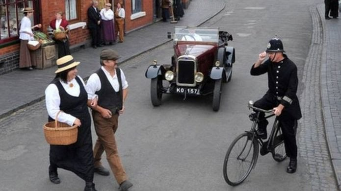 From being a TikTok sensation to helping us with the vaccine rollout, 👏 to all at @BCLivingMuseum who are making an outstanding contribution through the pandemic  It was awarded £2.56m from the #CultureRecoveryFund to save it for future generations   #HereForCulture #Dudley
