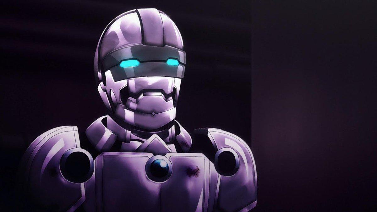 Ultron, is that you? 😂 #SwordArtOnline #Toonami