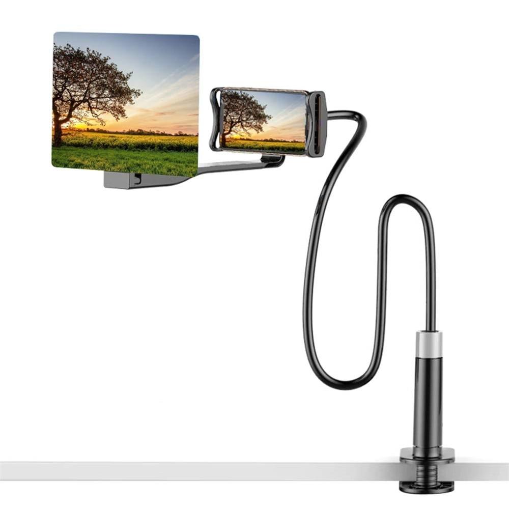 Ultra slim Phone Holder and Cini Projector #smartgadgets #garden