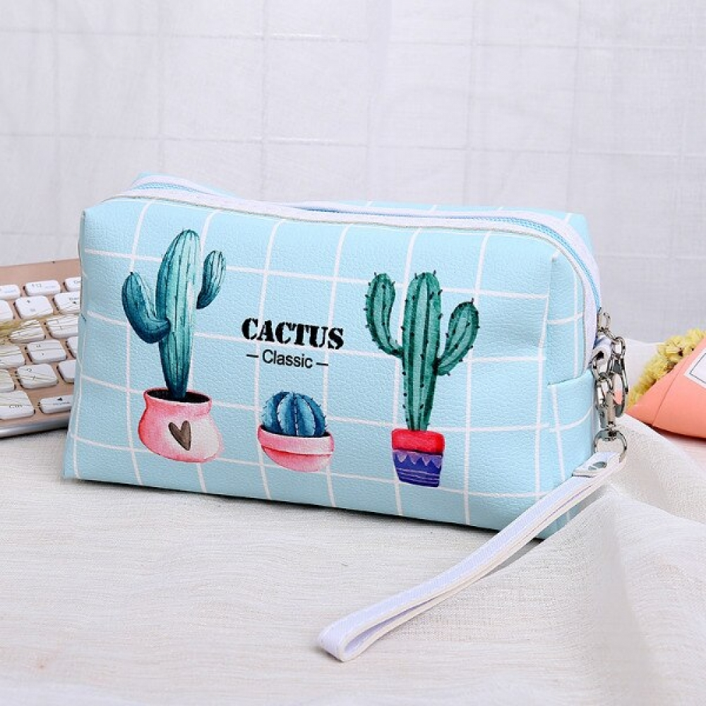 #getoutside #climbing Cactus Travel Cosmetic Pouch