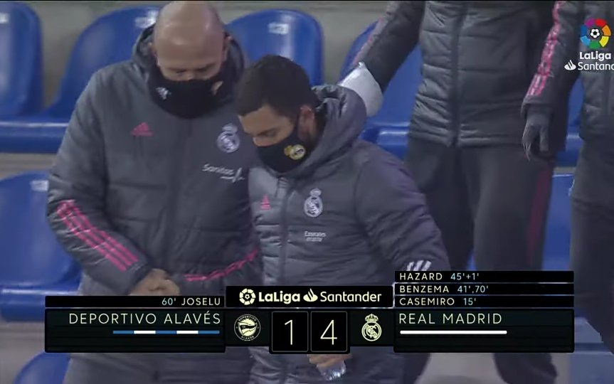 Poco se habla hoy del partido que hicieron ayer... La verdad que cuando queremos ... Ahí tenéis el resultado. Lo malo que en momentos importantes está temporada no han estado... La flor de Zidane se me apaga. #RealMadridAlaves #zidanedimision #HalaMadrid #RealMadrid