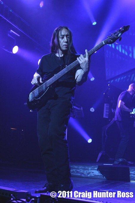 Happy Birthday my bass hero John Myung!!