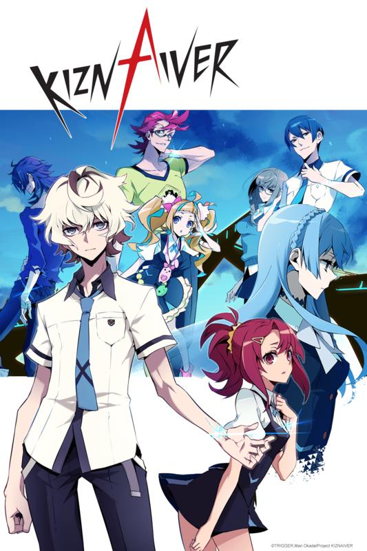 As someone who wanted Kiznaiver on Toonami, these are some of the shots of why I'm enjoying the return of Trigger to the better cartoon show to the fullest😋 #ssssgridman