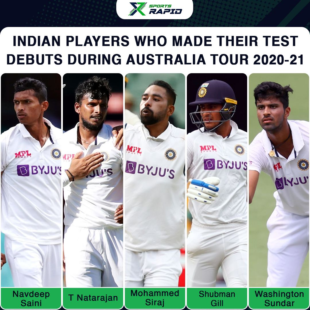 All of them chipped in with valuable performances to mark a successful tour.   #icc #cricket #cricketupdates #bcci #india #meninblue #indiancricketteam #testcricket #viratkohli #rohitsharma #cricketaustralia #australia #stevesmith #davidwarner #ausvsind