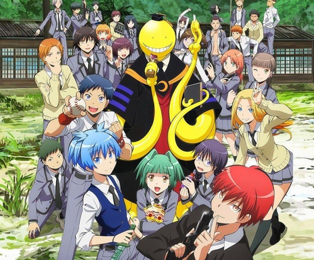 #AssassinationClassroom #SSSSGridman #Shippuden #DemonSlayer #Toonami 😃
