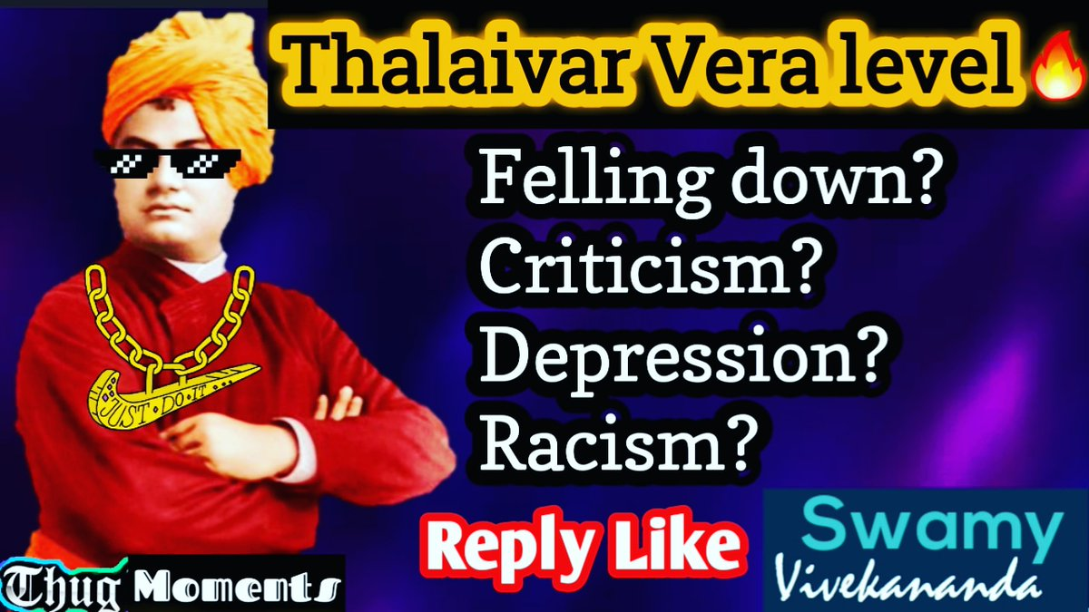 𝑺𝒘𝒂𝒎𝒊 𝑽𝒊𝒗𝒆𝒌𝒂𝒏𝒂𝒏𝒅𝒂 𝒇𝒂𝒄𝒆𝒅 𝒄𝒓𝒊𝒕𝒊𝒄𝒊𝒔𝒎 𝒂𝒏𝒅 𝒉𝒂𝒏𝒅𝒍𝒆𝒅 𝒍𝒊𝒌𝒆 𝒂 𝑷𝑹𝑶! விவேகானந்தர் நம்பமுடியாத தருணங்கள் Video link:   #vivekananda #depression #criticism #racism #quotes #motivational #Life #Story #youthday #youth