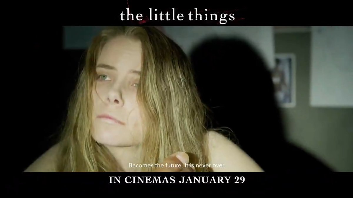 A Suspenseful Story of Two Detectives and their Obsession to catch a Vicious Serial Killer.  #TheLittleThingsMovie starring Academy Award Winners #DenzelWashington, #RamiMalek and #JaredLeto coming to #INOX on January 29th!