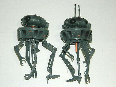 Star Wars Lot of 2: Imperial Probe Droids Loose Figures from Darth Vader ? #starwars #toys #disney