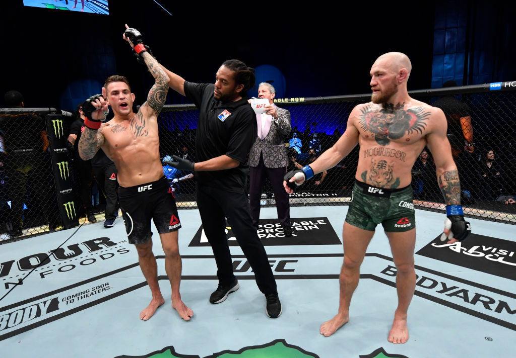 After all the hype, @ufc 257 certainly did not disappoint.  From @DustinPoirier rising to the moment against @TheNotoriousMMA to Michael Chandler making a statement on debut, here are the key takeaways from Saturday's thriller! #UFC #UFC257  READ MORE ➡️