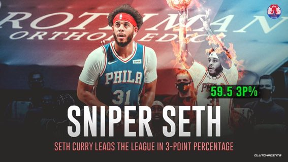 @ItsVinceQuinn Steph needs to step aside, Seth is taking the mantle as best shooter on the planet now! #HereTheyCome