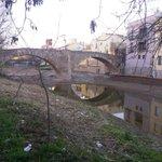 Image for the Tweet beginning: El Pont Vell de la