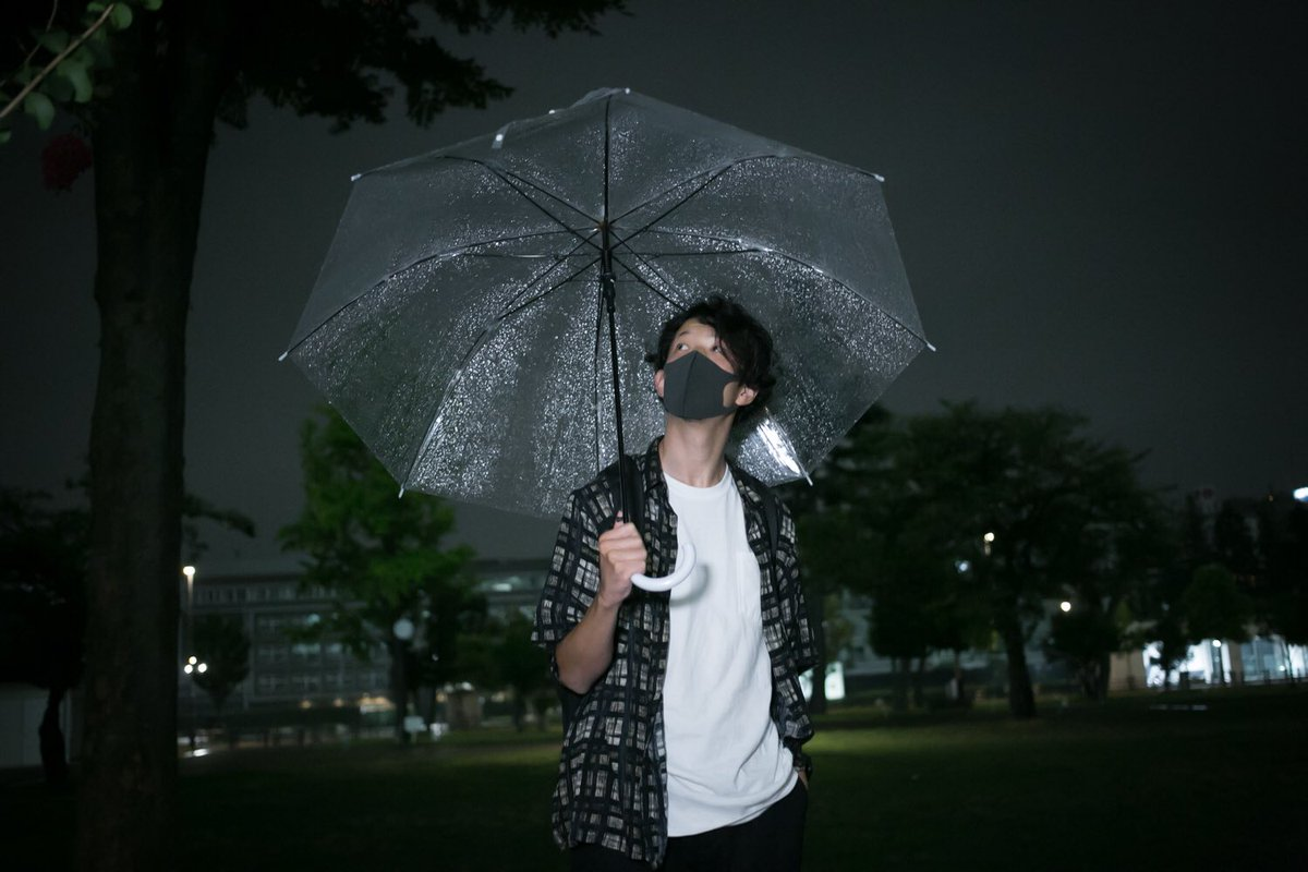 📷@ayako2935   #rain  #portrait