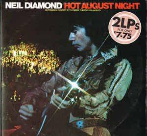 Happy birthday Neil Diamond. His best Lp ever.
