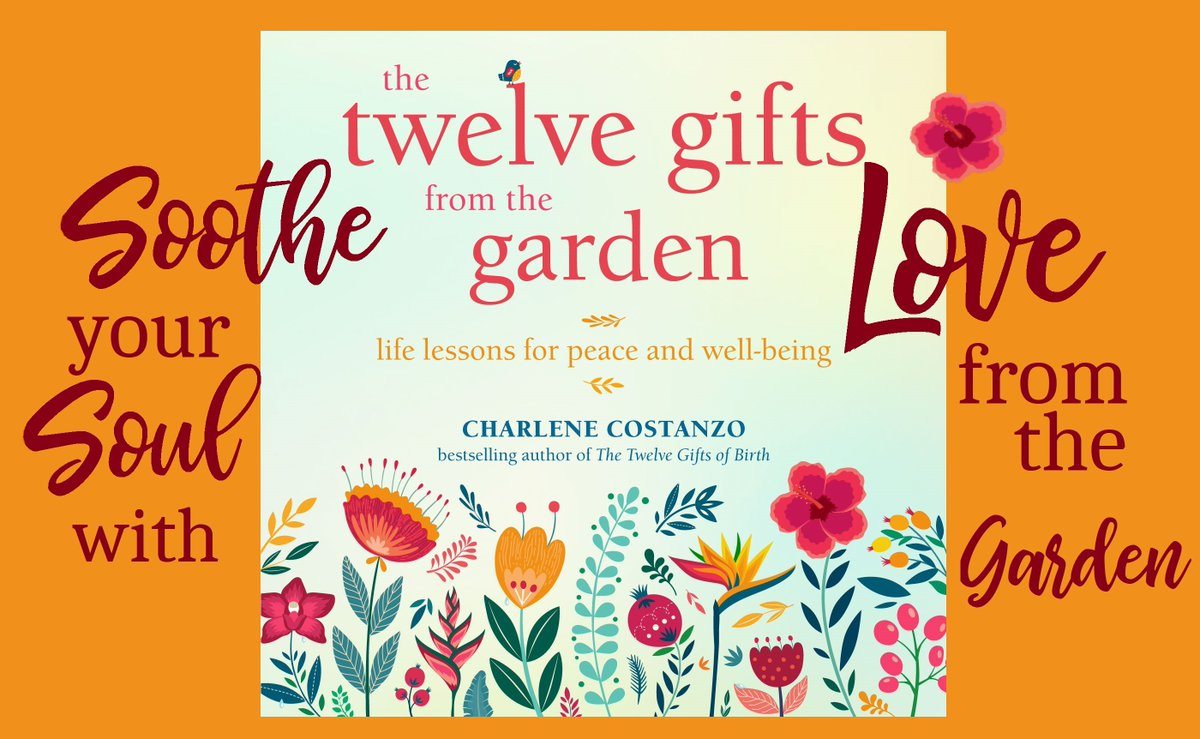 Check out this #Inspirational #book, especially if you are a #naturelover, #peace seeker, #hope holder, #garden lover, #Diversity champion, #beauty lover. #TheTwelveGiftsfromtheGarden offers peace & #JOY too.  @MangoPublishing