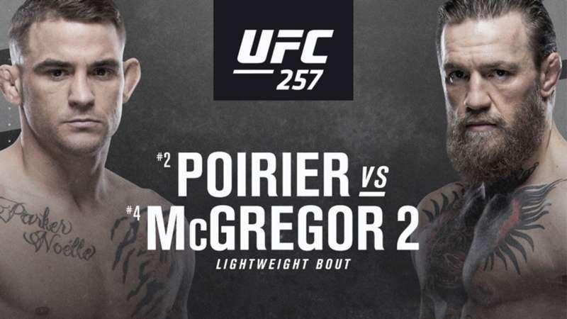 IT'S MAIN EVENT TIME...  UFC 257 LIVE in DISCORD!  NEXT FIGHT: POIRIER vs McGREGOR    JOIN THE WATCH PARTY.  #UFCFightIsland #ufc257 #ESPNPlus