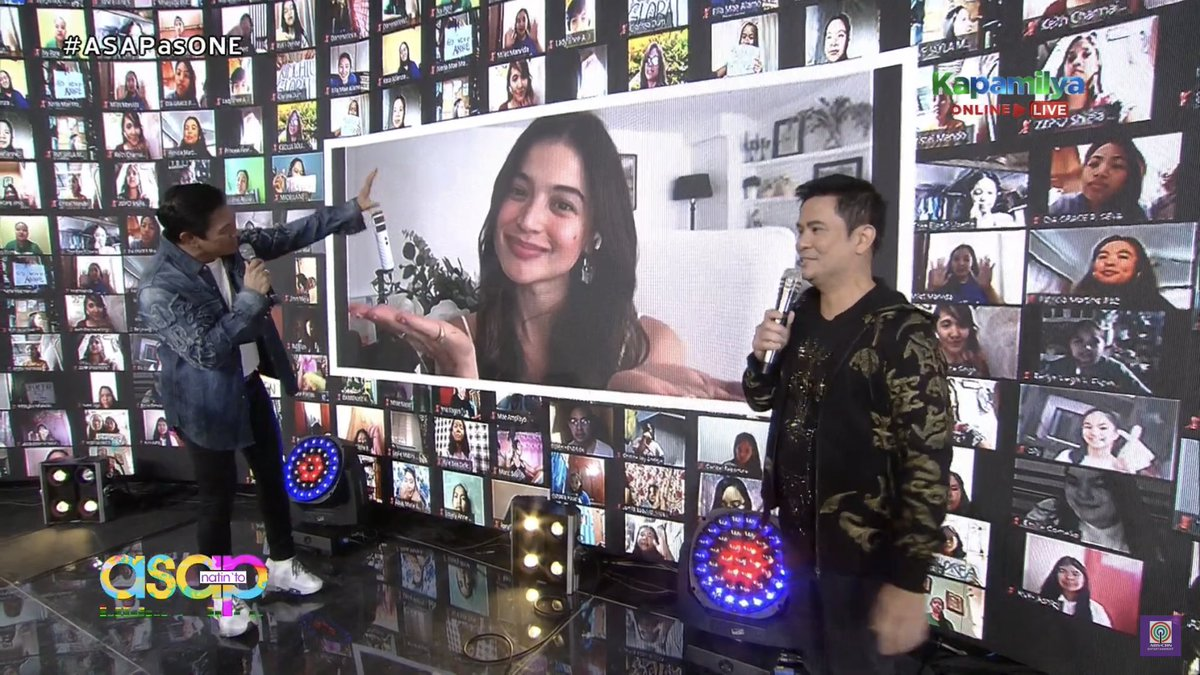 Replying to @ASAPOFFICIAL: Kamustahan with super radian Momshie, Anne Curtis!   #ASAPasONE
