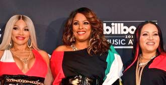 Movie was epic 5 stars Emmy worthy.Supremes of rap royalty, and just like the motown legendary trio, @Spindeezy aka DJ Spinderella ella ella eh eh eh, got the @MWilsonSupreme Mary treatment on what the group accomplished. @LoniLove Black Girl Magic is alive & well #SaltNPepaMovie