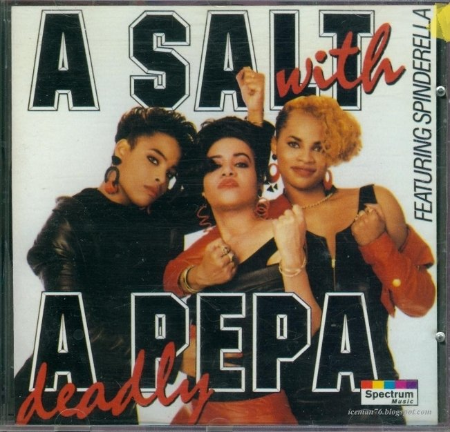 I loved this album. #SaltNPepaMovie