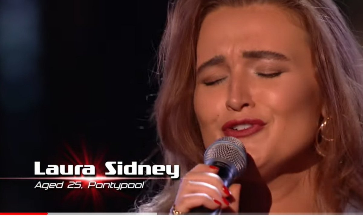 @thevoiceuk @iamwill @ollymurs @AnneMarie @RealSirTomJones  This show's called #TheVoice & when #LauraSidney performs  so beautifully,noone turns? Best blind audition ive heard so far! COME ON GUYS CALL HER BACK!She deserved much better #SunsetBoulevard