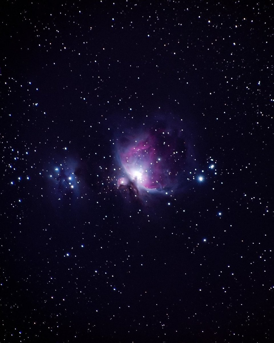 The Great Orion Nebula!   #Astrophotography #Orion #Nebula #Space #hubble #nasa #SpaceX #nikon #astronomy #astronomers