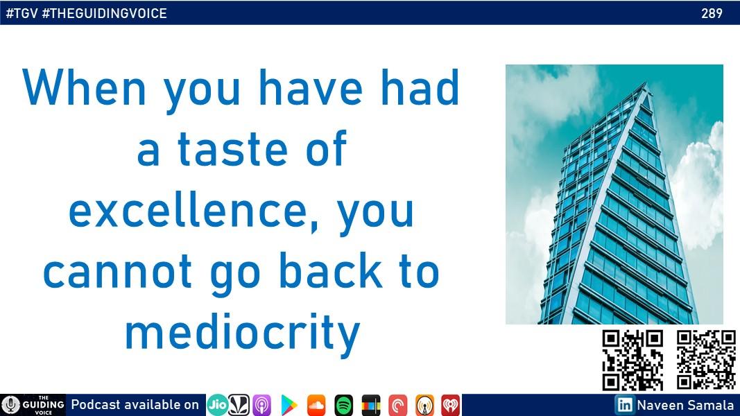 #dailywisdom #infinitewins #theguidingvoice #leadership #naveensamala #quotes #motivation #success #tgv #podcast  @GuidingVoice