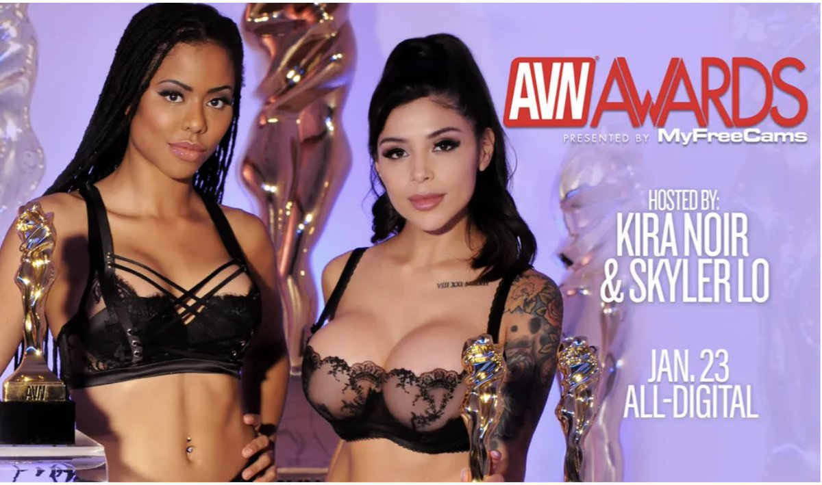 2021 AVN Award Winners Announced ow.ly/icrf50DgBDH