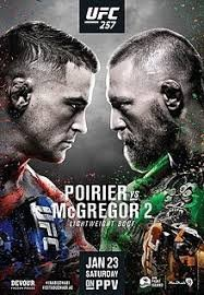 Huge upset congratulations @DustinPoirier #UFC257 #ESPNPlus #PoirierMcGregor2 #sports #Fight #fightnight #UFC257livestream #UFC257stream #UFC257live