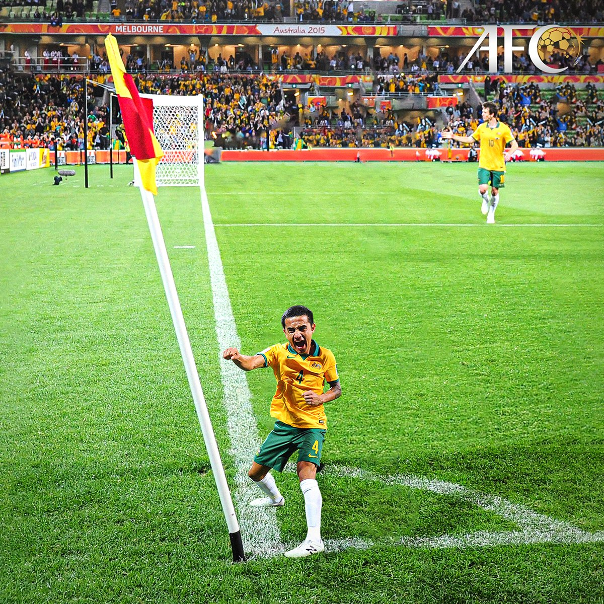 🔥 TIM CAHILL🔥   Iconic moment by the Australian legend!