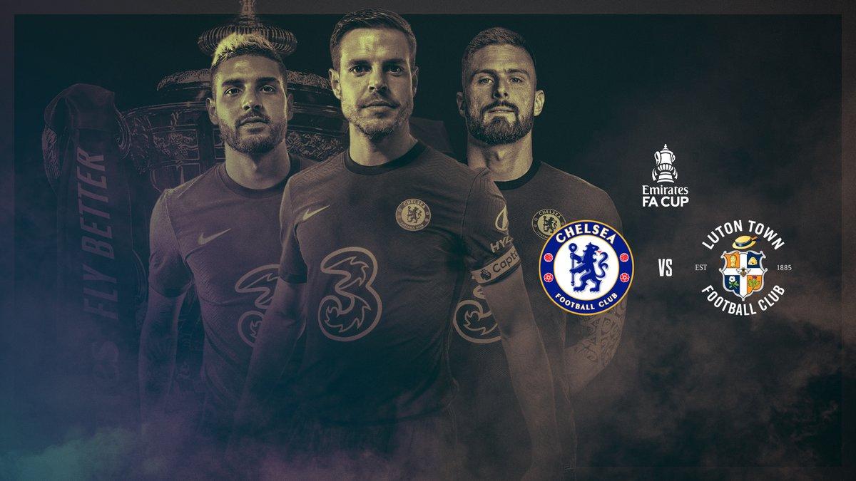 M A T C H D A Y !  Let's go, Chelsea! 👊 #CHELUT
