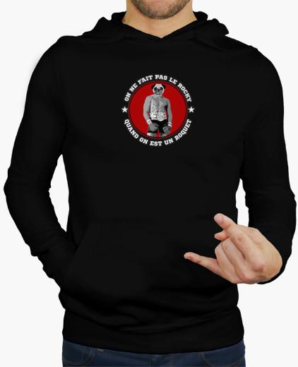 ON NE FAIT PAS LE ROCKY QUAND ON EST UN ROQUET ! Un visuel à personnaliser ici :    -30% dès 3 articles avec SOLDES !  #UFC #UFC257 #McGregor #DustinPoirier #lequipeCATCH #Wrestlemania #BodyBuilding #culturisme #musculation #BodyBuilding #culturisme
