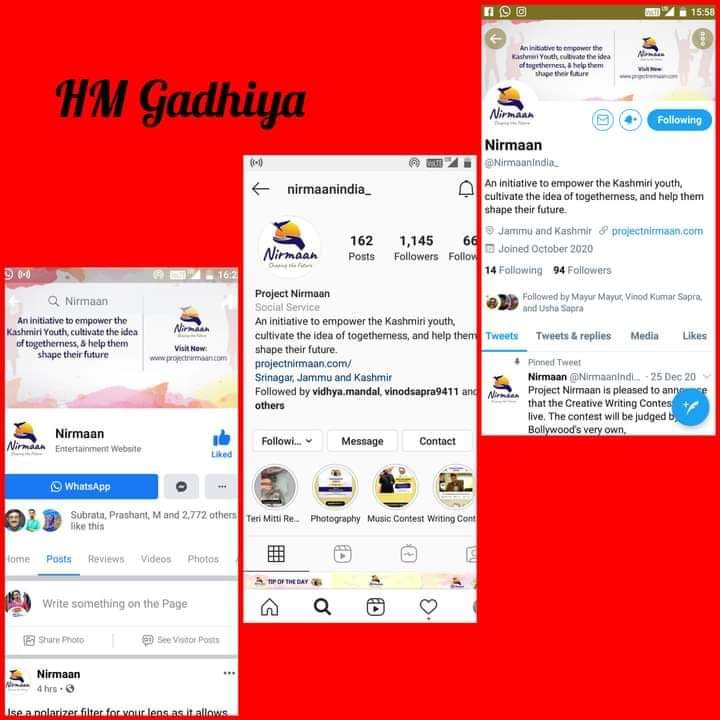 @NirmaanIndia_ Ans. ➡ A. R. Rahman  @NirmaanIndia_  #projectnirmaan  #competition #giveaway #win #contest #winner #follow #art #instagram #photography #like #instagood #fun #prize #giveawaycontest #giveaways  Join here friends @MayurMa46334426 @vinodsapra76  @cuteushakumari